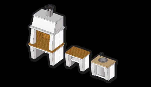 Zond S, osnovni model