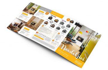 Neodoljivi kamini - brošura