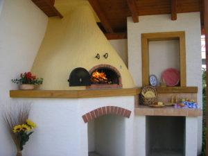 Krušna peć - izvedeni rad