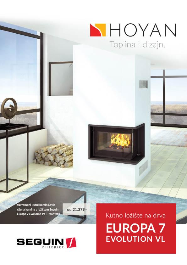 Brošura Seguin - naslovnica