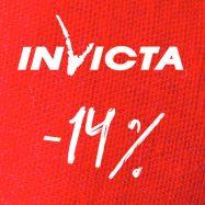 Invicta - akcija -14%