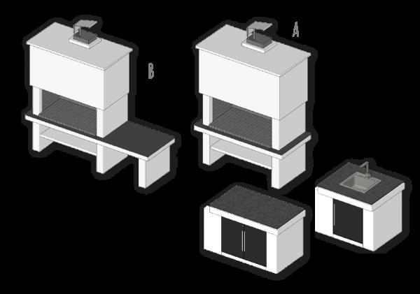 Grus, osnovni modeli