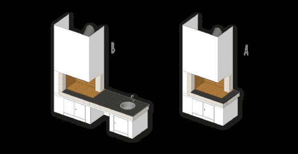 Vega, osnovni modeli